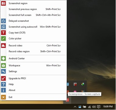 Cara Screenshot Menggunakan ScreenPresso di Windows 5